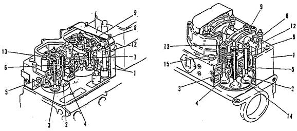 cylinder head 2