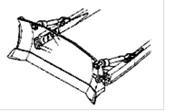 dual tilt dozer