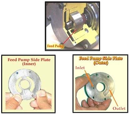 feed pump 4