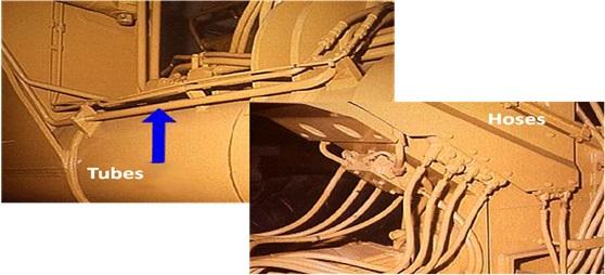 hose tubes