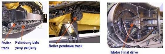 intertrack under carriage 1