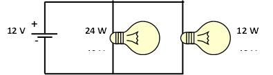 lampu paralel