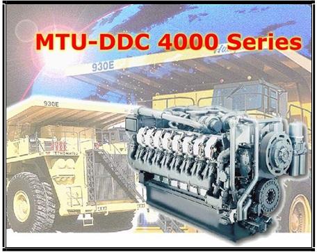 mtu engine