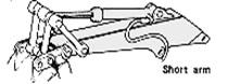 short arm