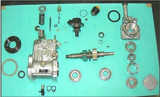 supply pump 4
