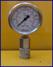 tekanan gauge