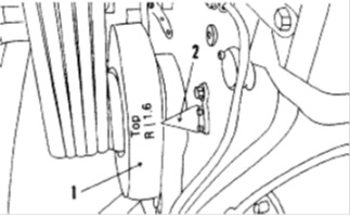 adjusting valve clearence 5