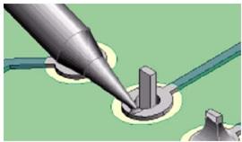 minimal thermal linkage