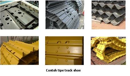 tipe track shoe