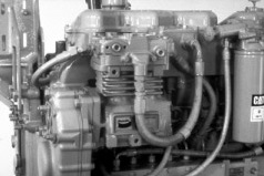 air compressor lubrication