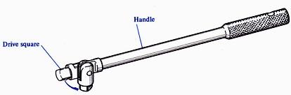 flexible handle