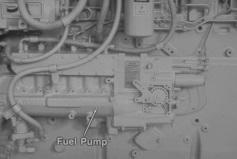 fuel pump 3406b