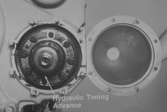 hysraulic timing advance 3406b