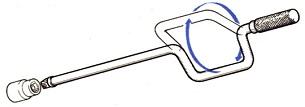 speeder handle