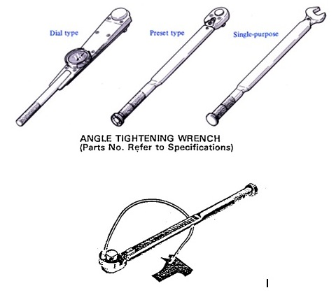 tipe torque wrench