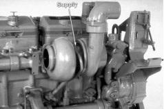 turbocharge lubrication