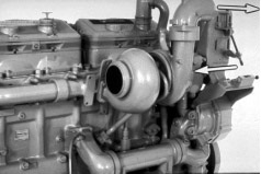turbocharger operation