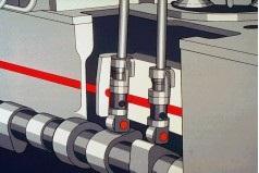 valve lifter lubrication